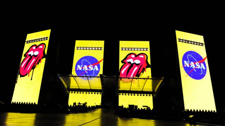 NASA Names Rolling Stones Rock On Mars