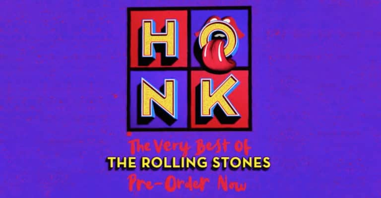 Honk! The very best of The Rolling Stones
